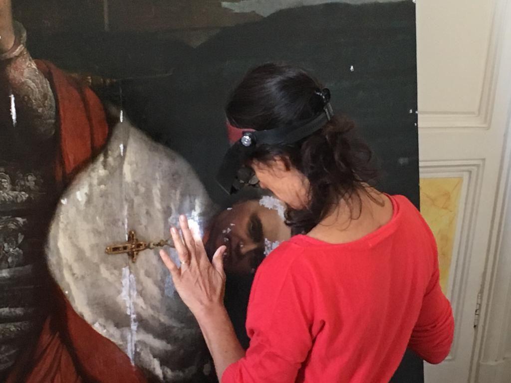 conservation restauration tableaux lyon