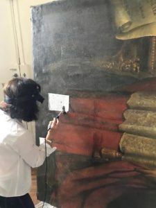 muses et art association sauvegarde œuvres peintes d'art patrimoine en péril
