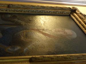 St-Bonnet-les-oules association conservation restauration sauvegarde œuvres peintes d'art patrimoine en péril muses et art