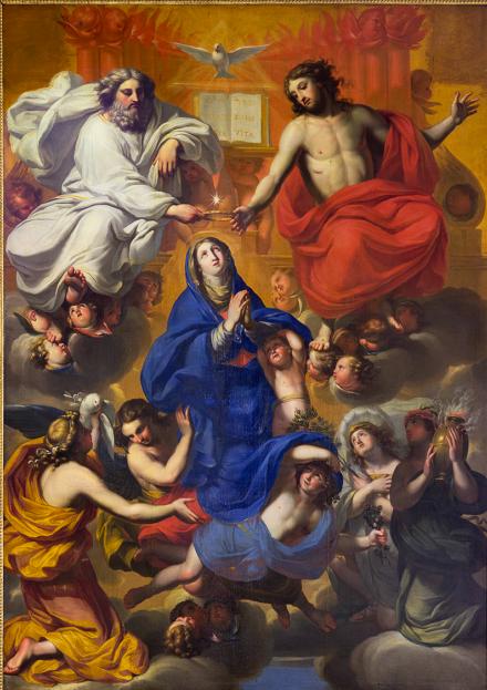Frère Luc Assomption Vierge